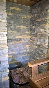 Kivivooder saunas
