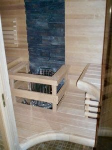 Väike saun