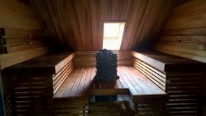 Sauna ehitus Eestis