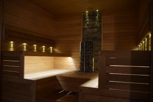 Sauna ehitus Tartus