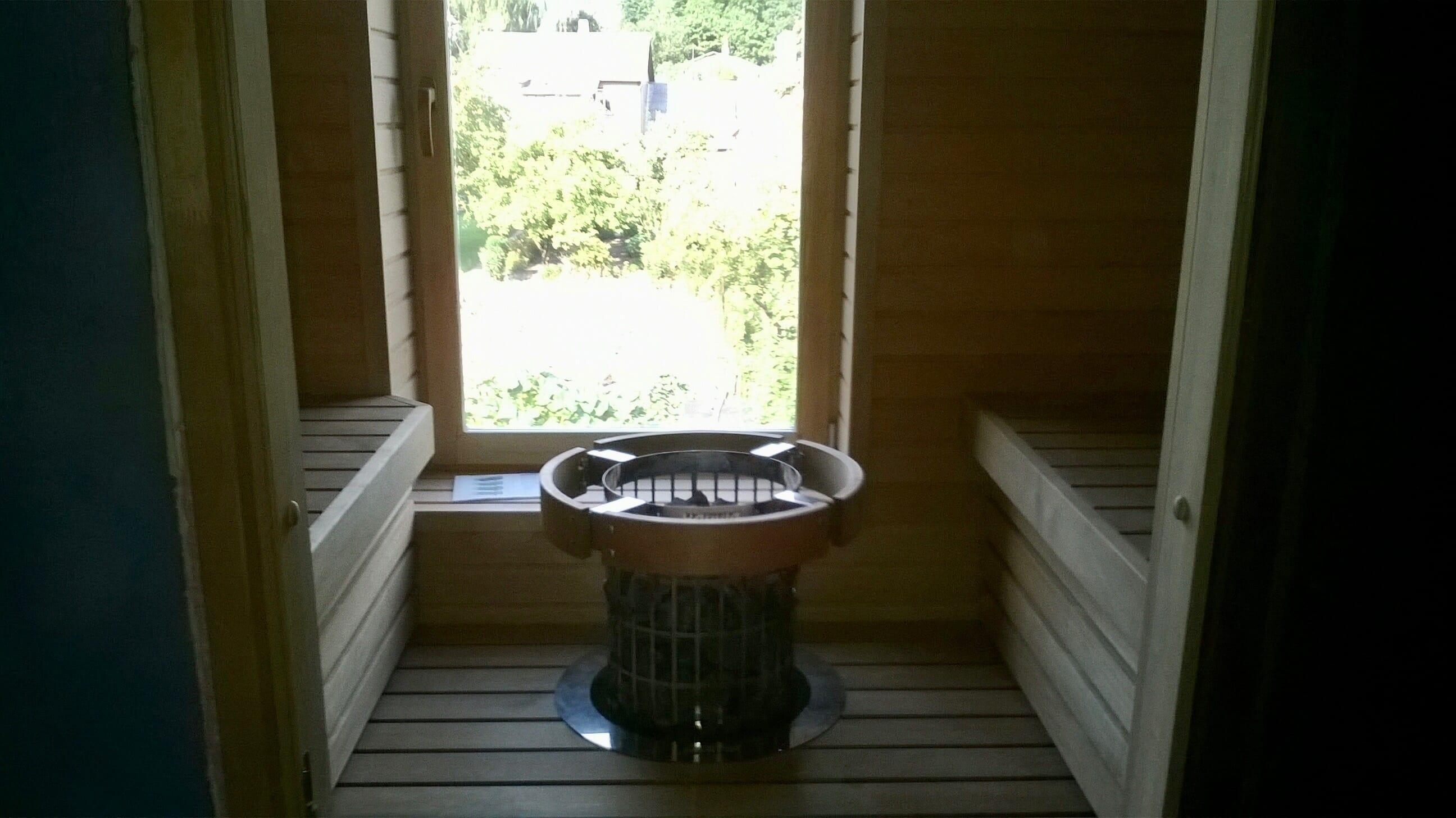 Saun majas